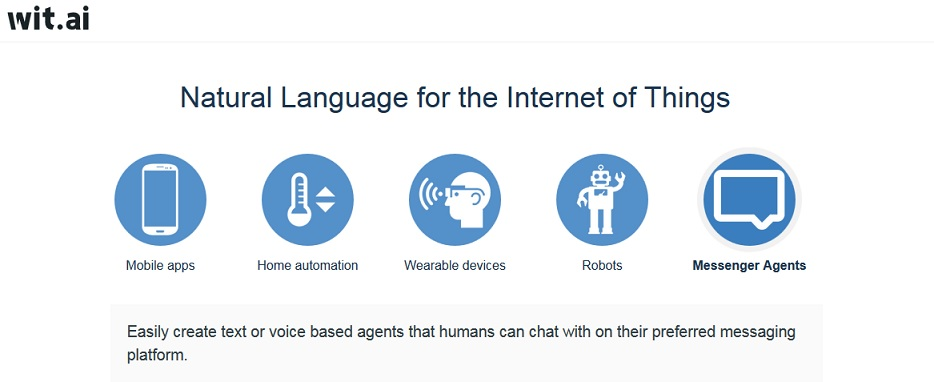 Voice recognition developing platform for IoT devices wit ai
