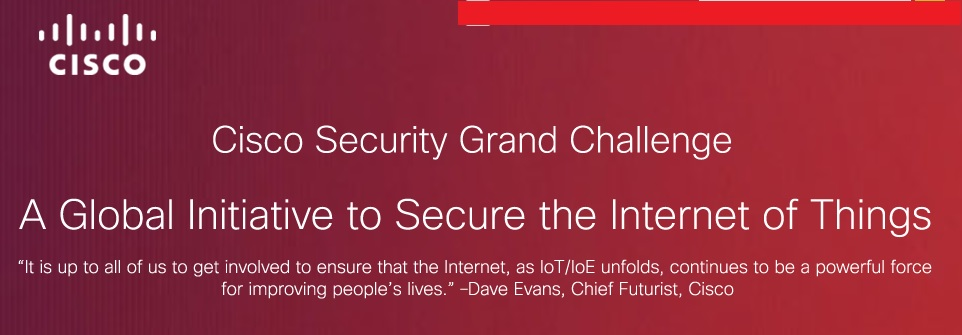 Cisco security challenge