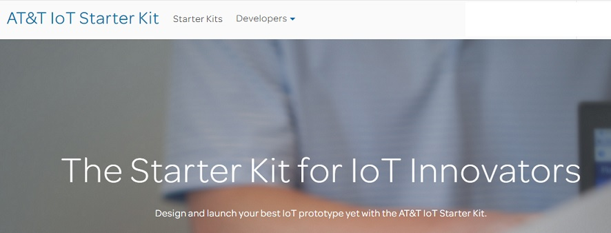 AT&T starter kit